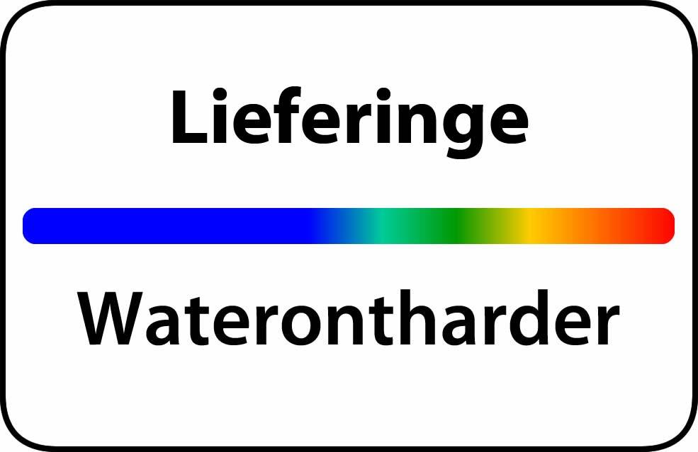 Waterontharder Lieferinge