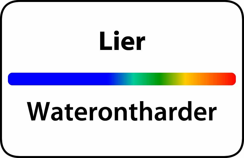 Waterontharder Lier