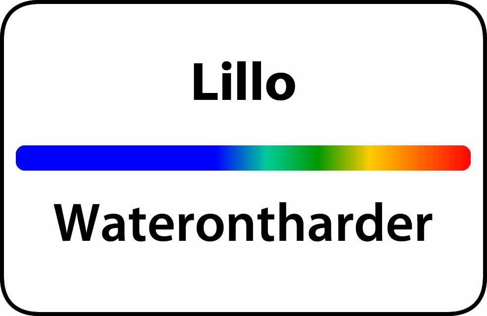 Waterontharder Lillo