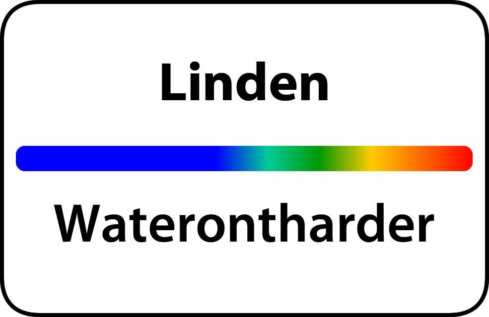 Waterontharder Linden