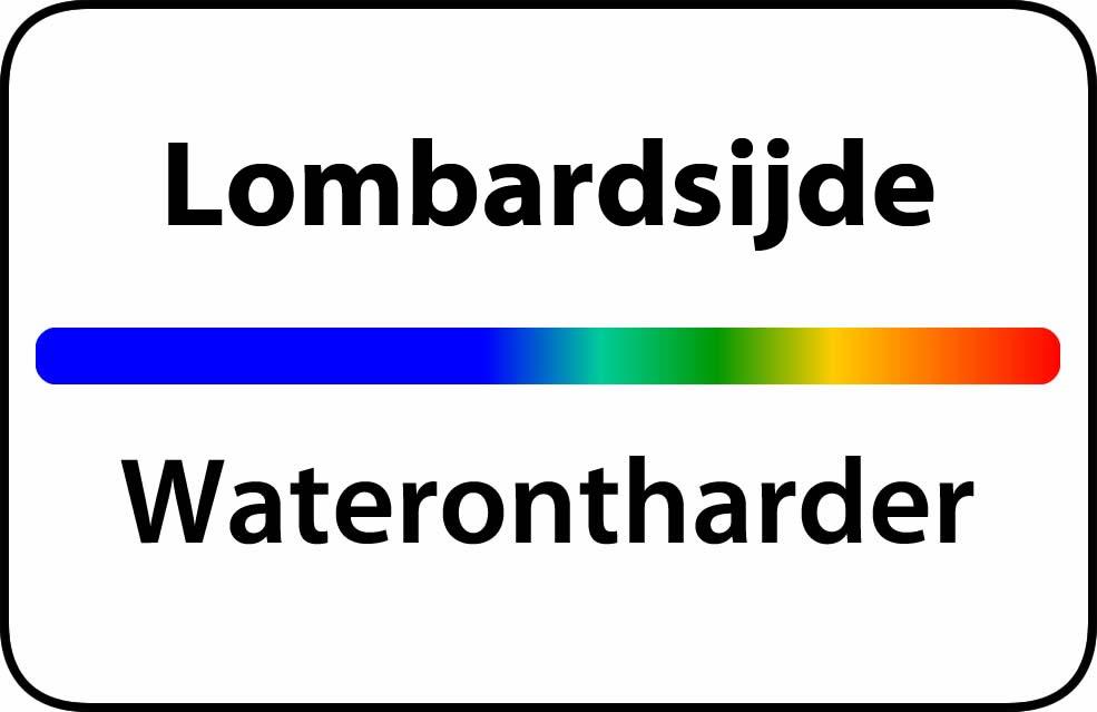 Waterontharder Lombardsijde