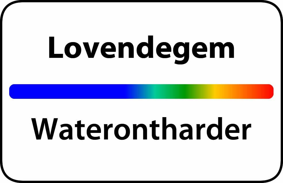 Waterontharder Lovendegem