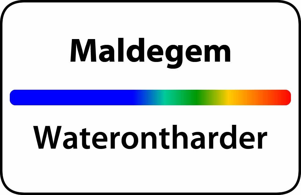 Waterontharder Maldegem