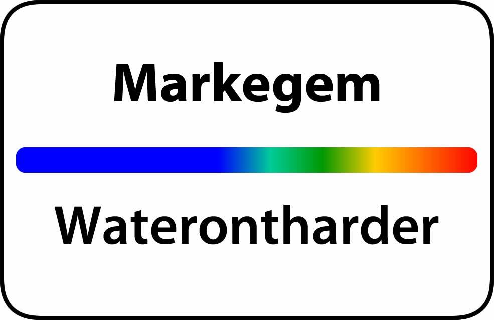 Waterontharder Markegem