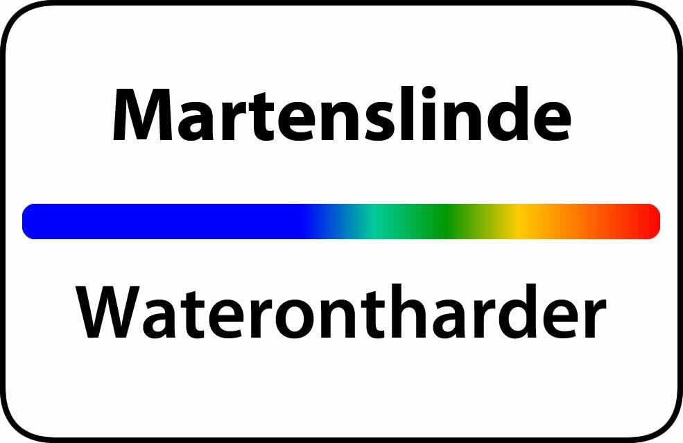 Waterontharder Martenslinde