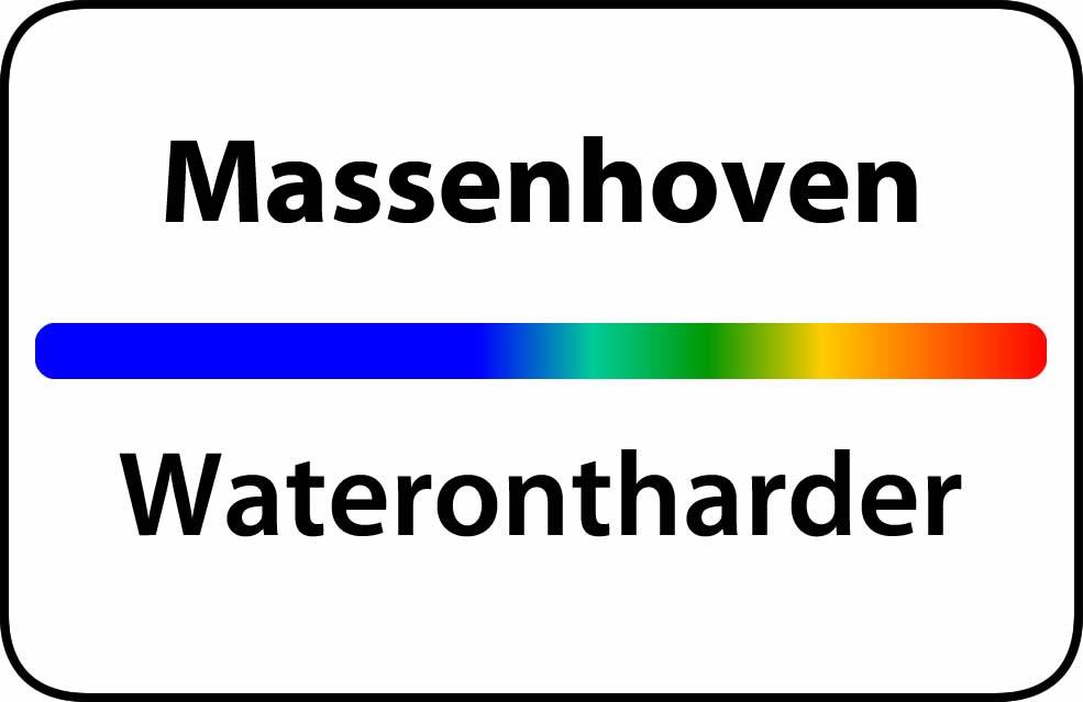 Waterontharder Massenhoven