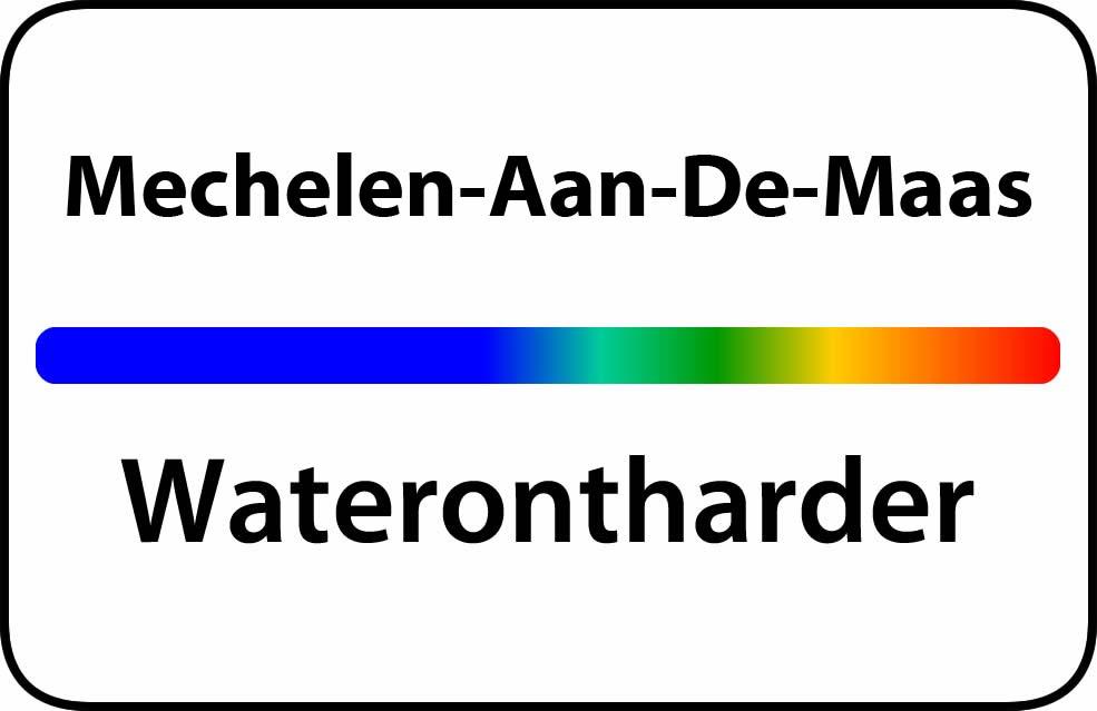 Waterontharder Mechelen-Aan-De-Maas