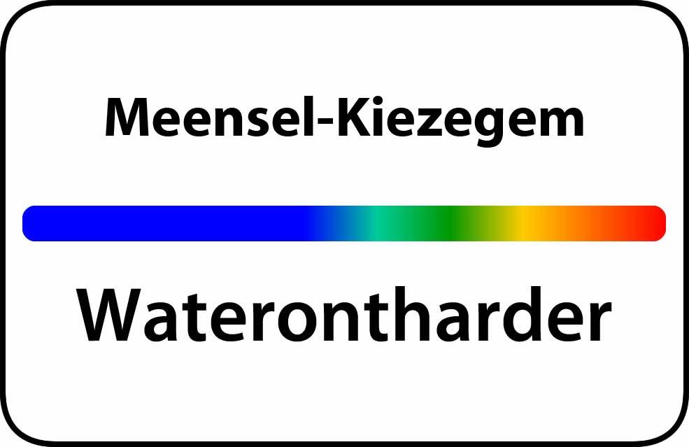 Waterontharder Meensel-Kiezegem