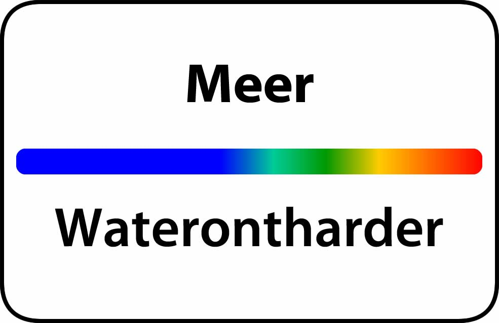 Waterontharder Meer