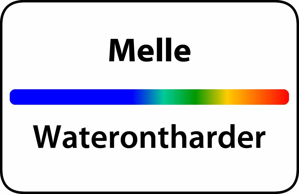 Waterontharder Melle