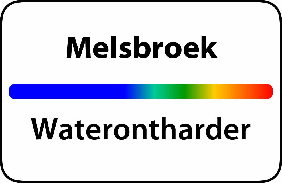 Waterontharder Melsbroek