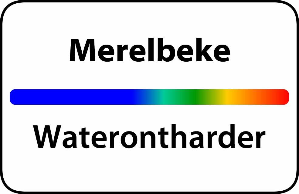 Waterontharder Merelbeke