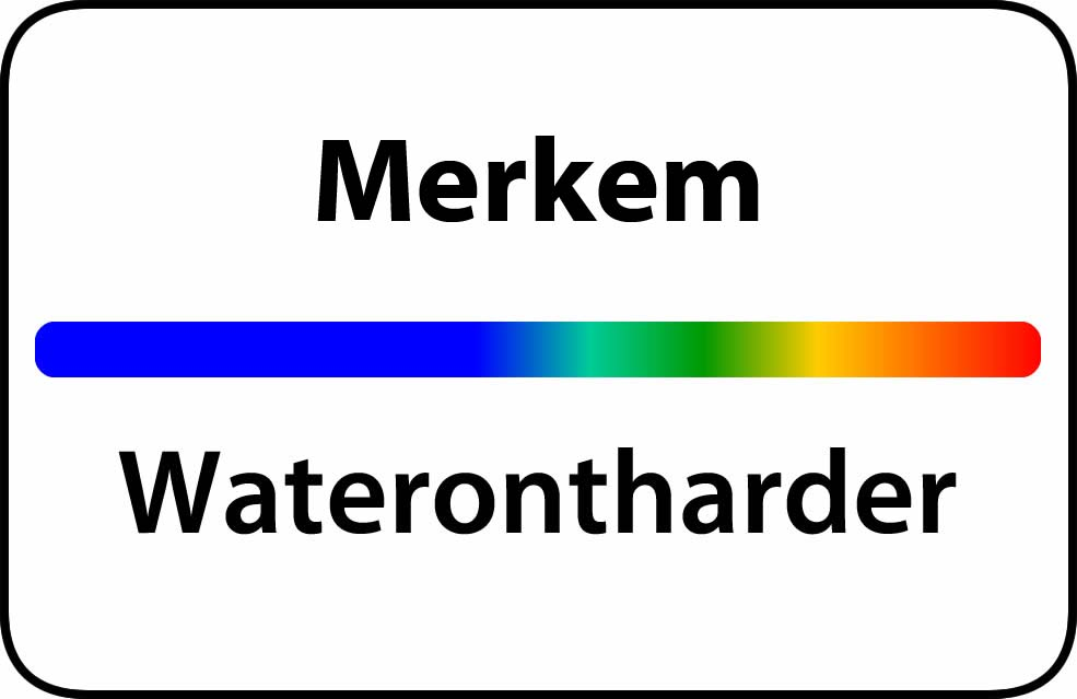 Waterontharder Merkem