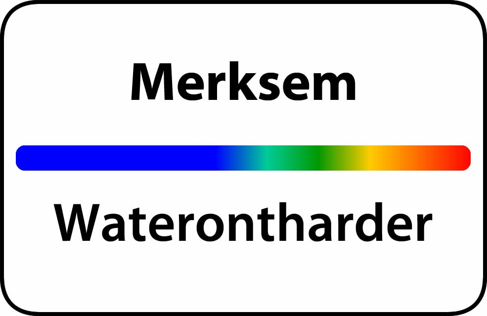 Waterontharder Merksem