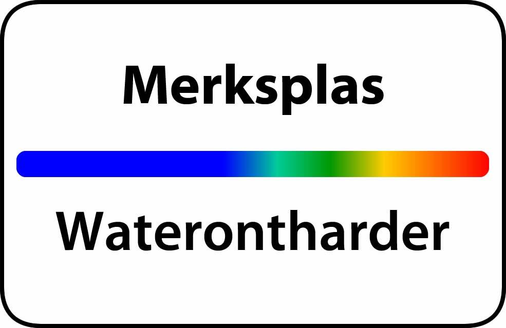 Waterontharder Merksplas