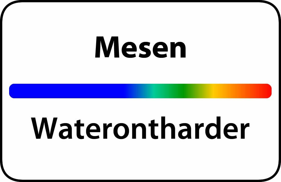 Waterontharder Mesen