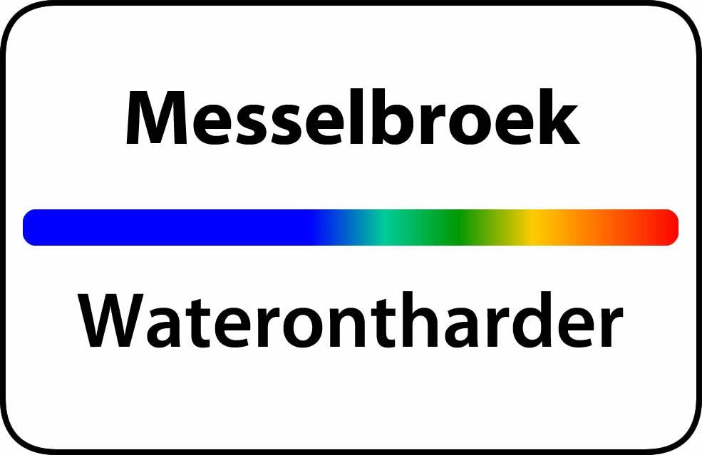 Waterontharder Messelbroek