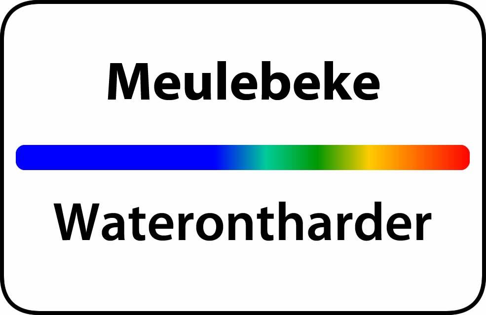 Waterontharder Meulebeke