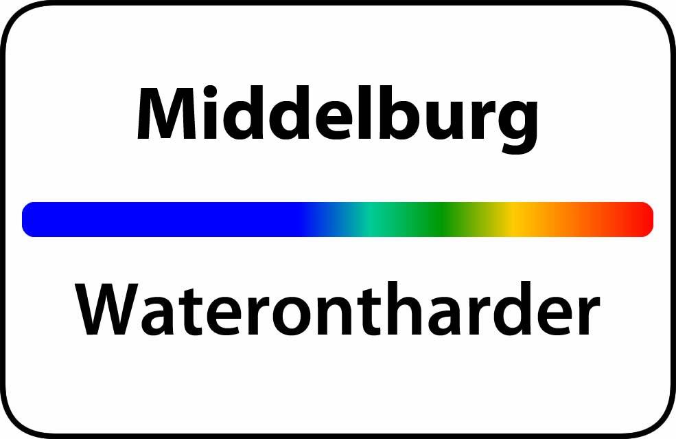 Waterontharder Middelburg