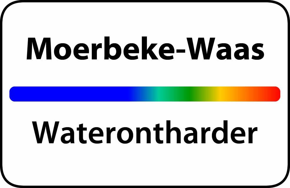 Waterontharder Moerbeke-Waas