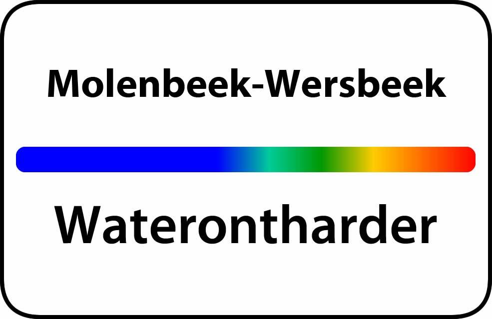 Waterontharder Molenbeek-Wersbeek