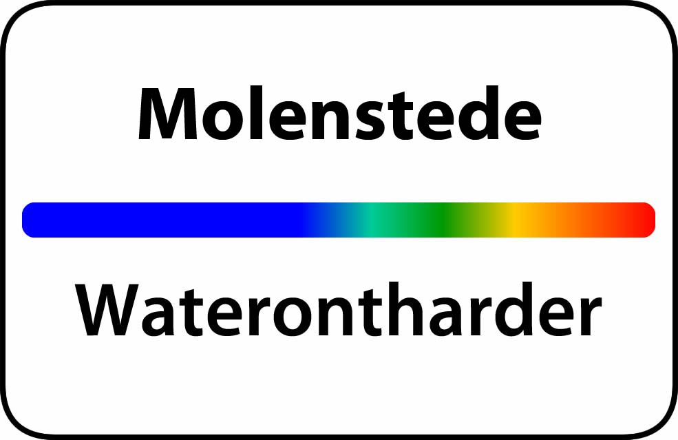 Waterontharder Molenstede