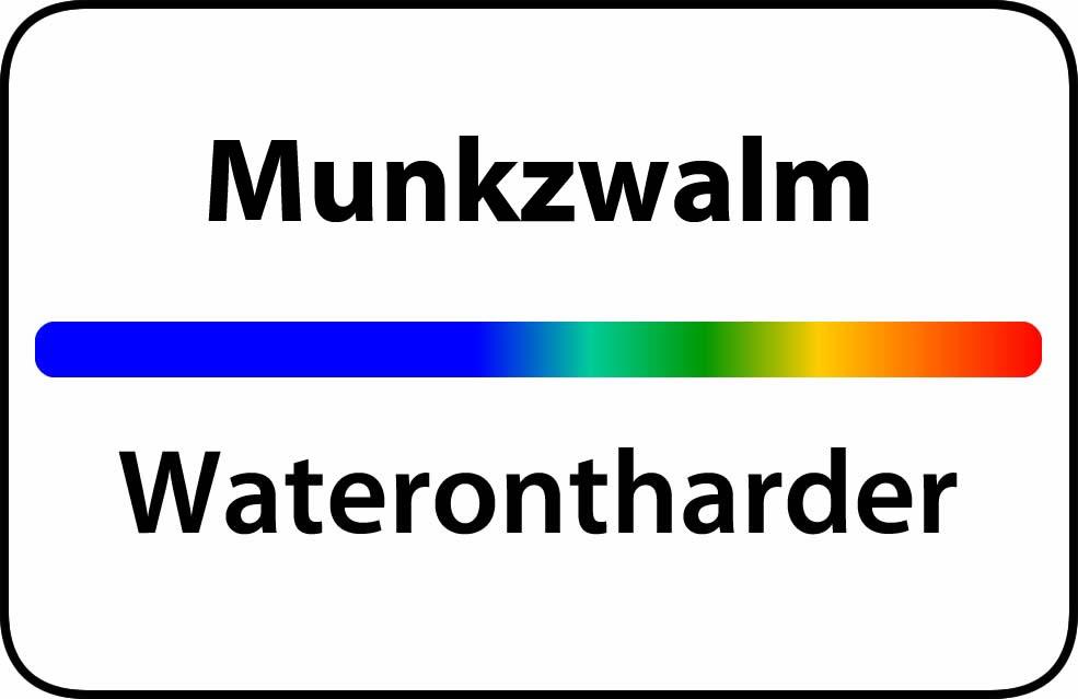 Waterontharder Munkzwalm