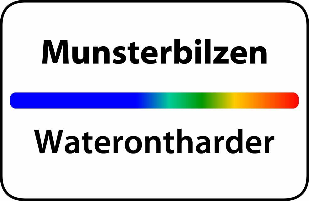 Waterontharder Munsterbilzen