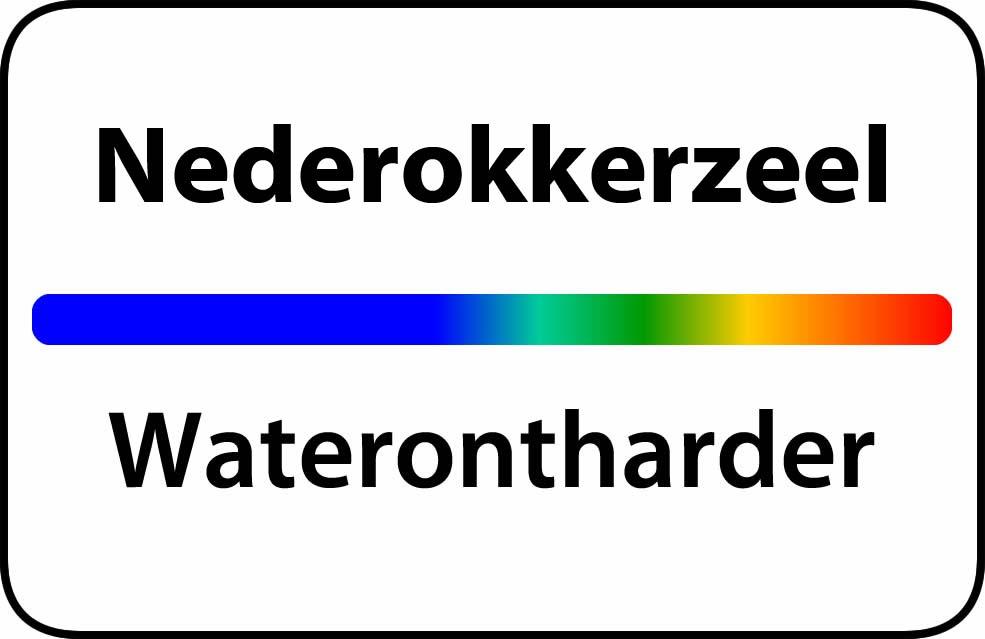 Waterontharder Nederokkerzeel