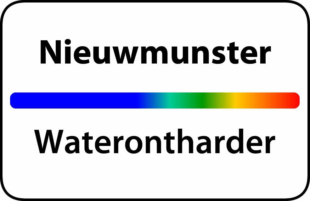 Waterontharder Nieuwmunster