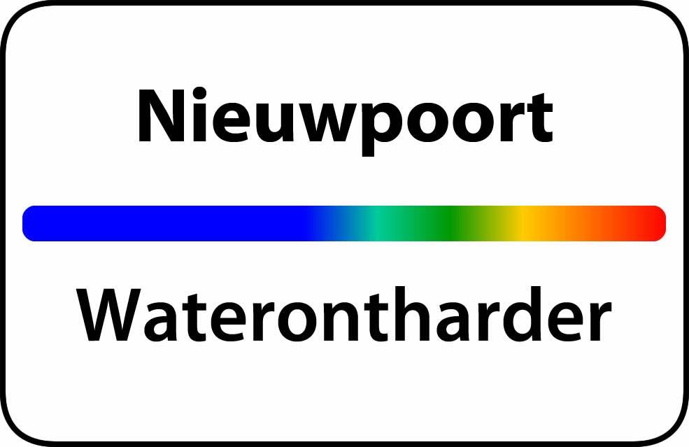Waterontharder Nieuwpoort