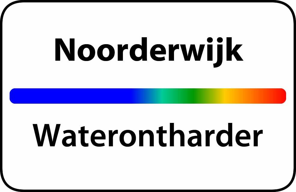 Waterontharder Noorderwijk