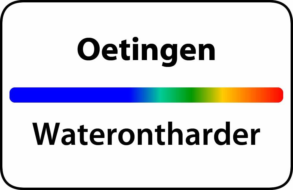 Waterontharder Oetingen
