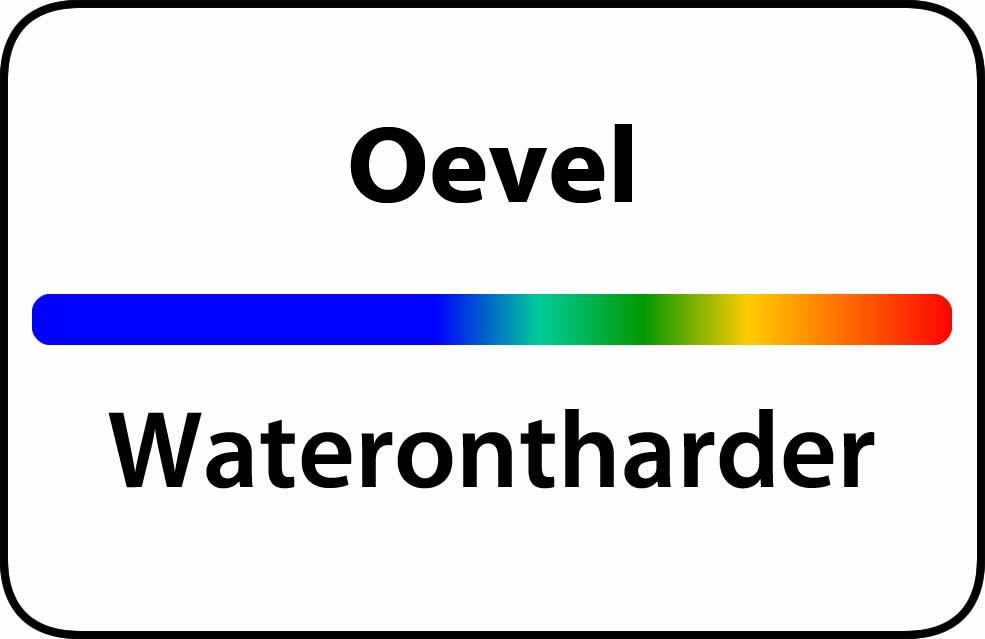 Waterontharder Oevel