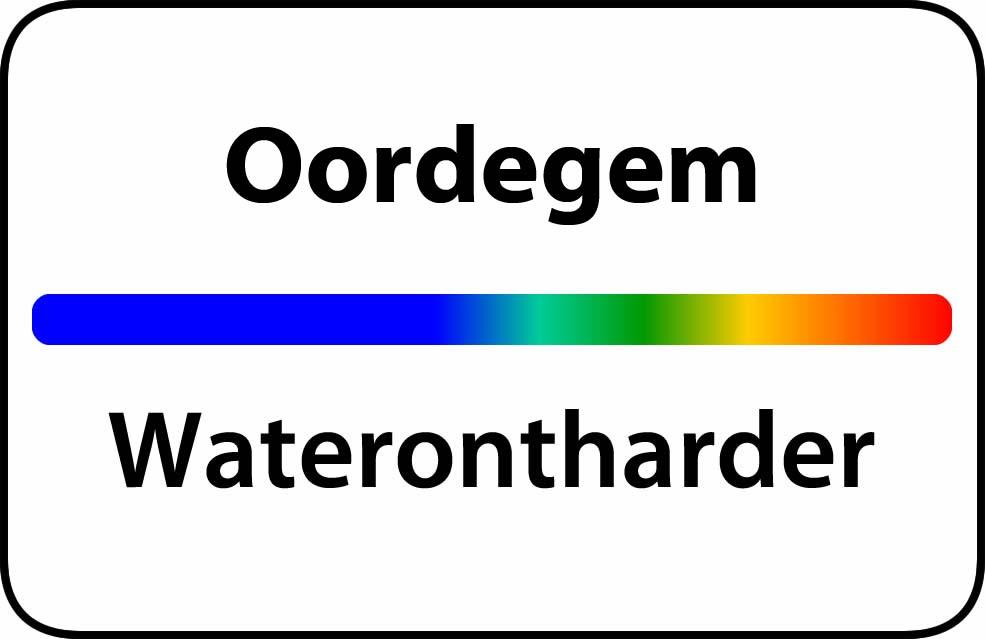 Waterontharder Oordegem