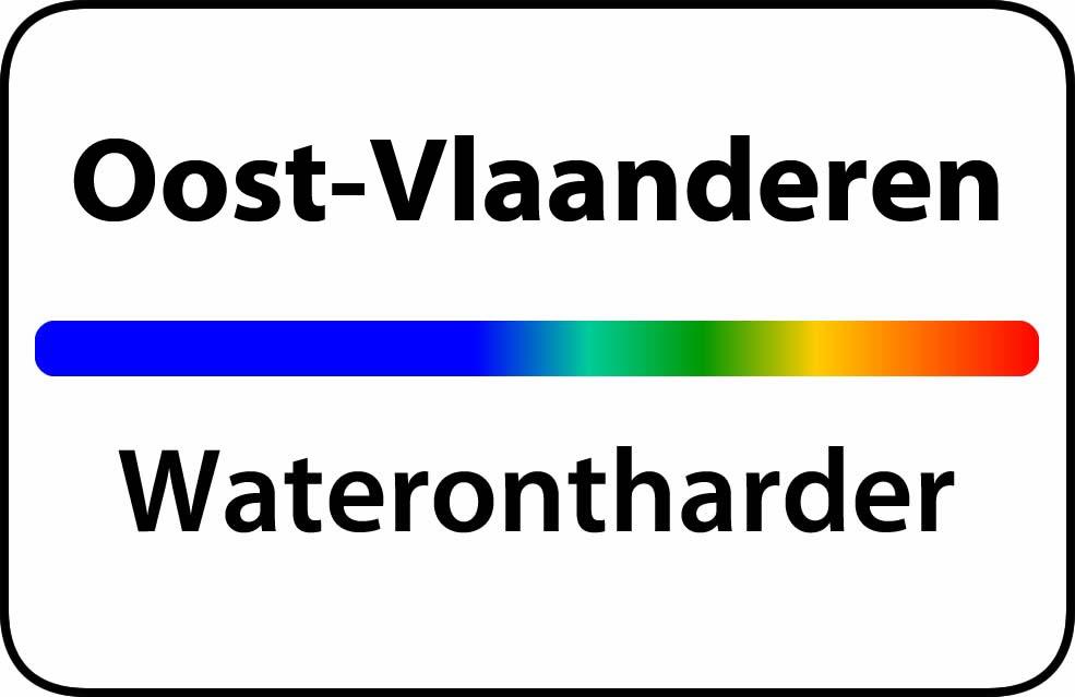 Waterontharder Oost-Vlaanderen prijs - ontkalkers