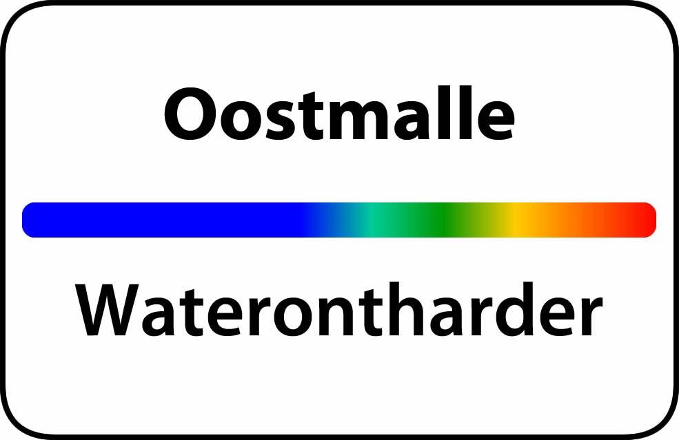 Waterontharder Oostmalle