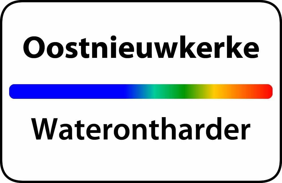 Waterontharder Oostnieuwkerke