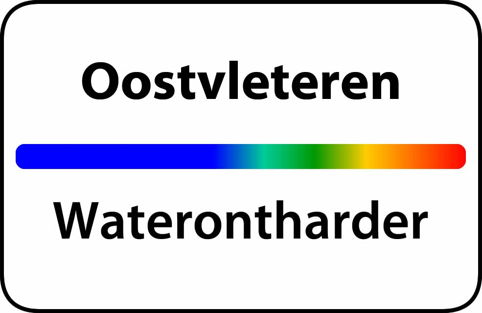Waterontharder Oostvleteren