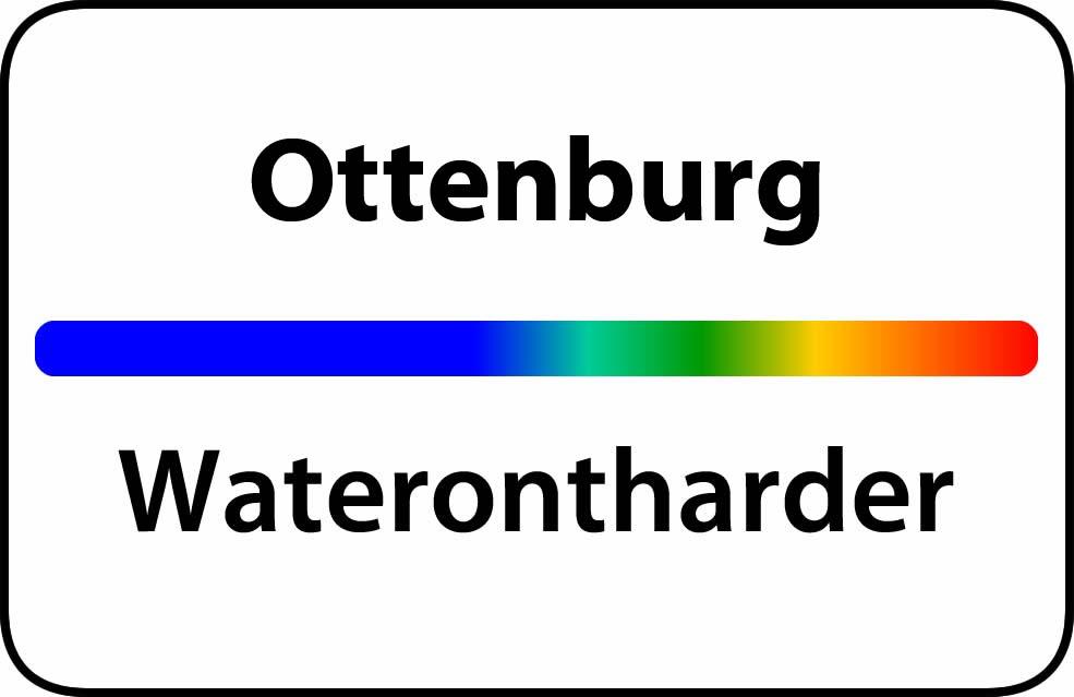 Waterontharder Ottenburg