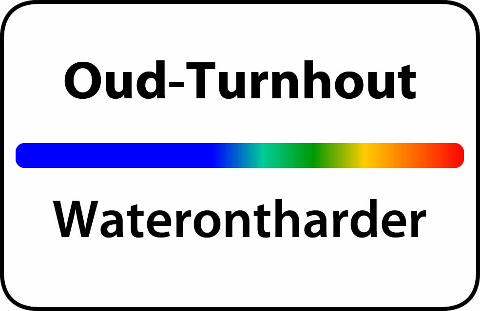 Waterontharder Oud-Turnhout