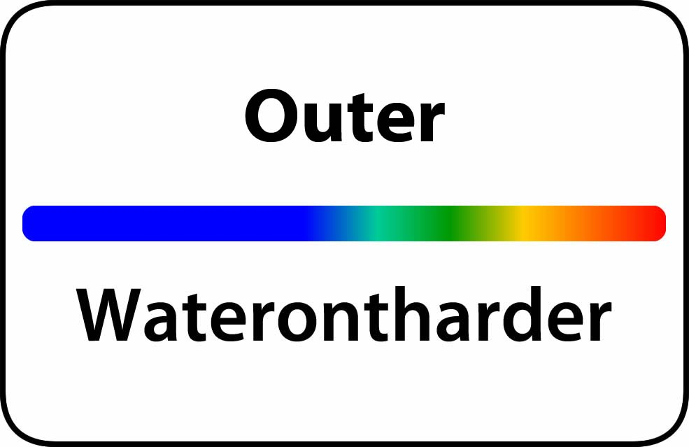 Waterontharder Outer