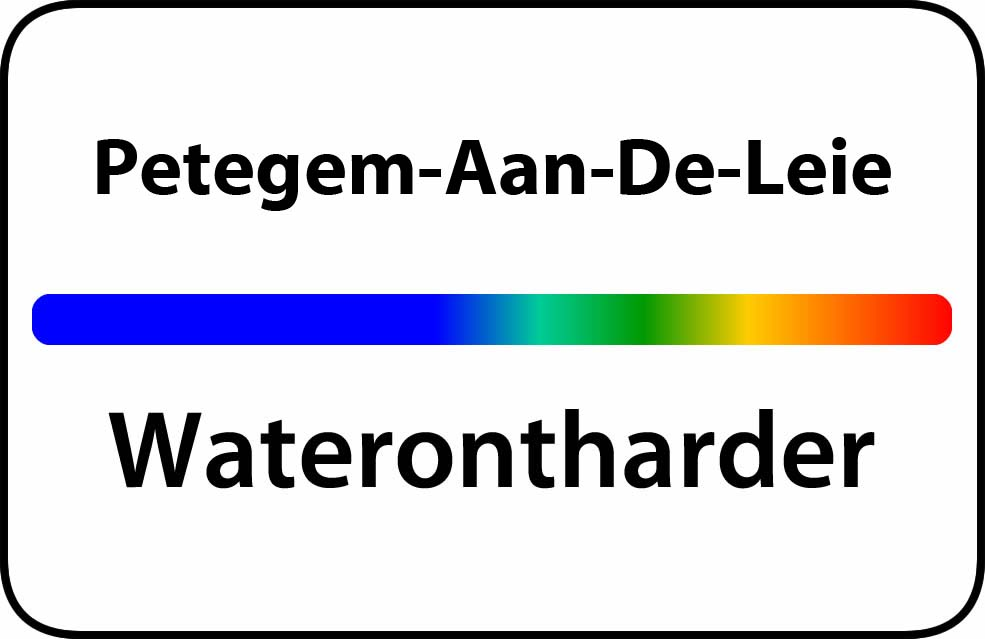 Waterontharder Petegem-Aan-De-Leie