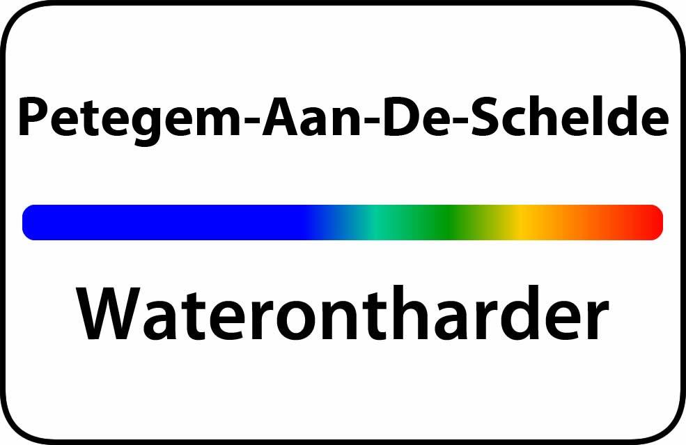 Waterontharder Petegem-Aan-De-Schelde