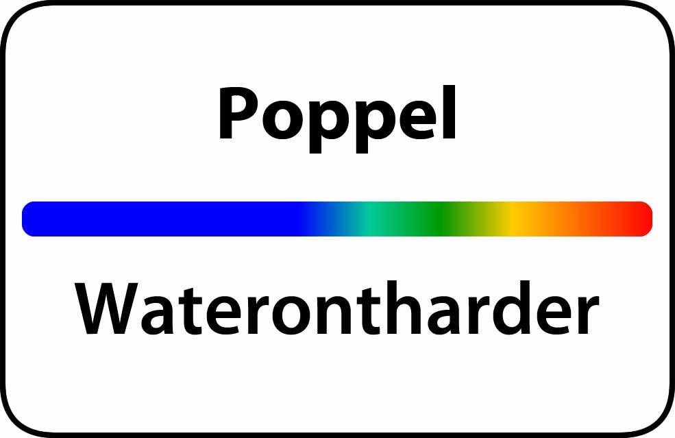 Waterontharder Poppel