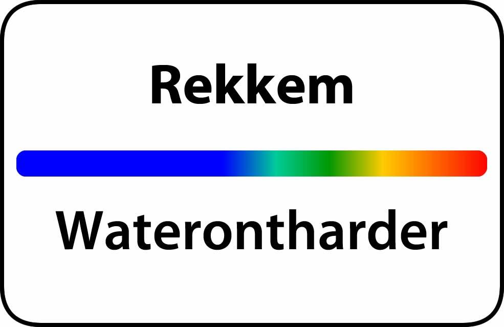 Waterontharder Rekkem