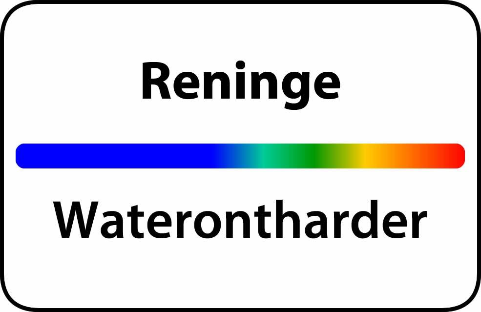 Waterontharder Reninge