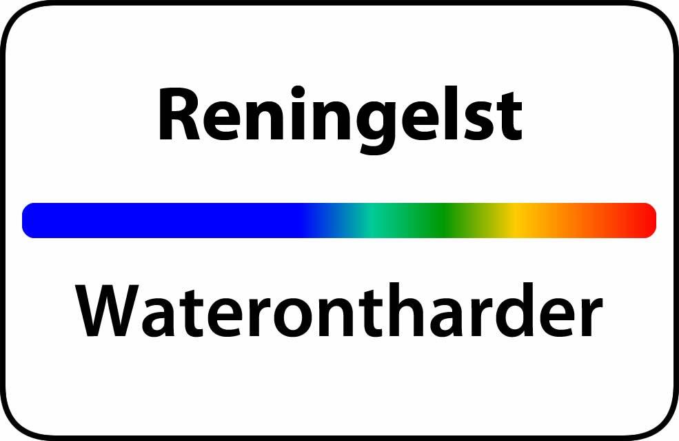 Waterontharder Reningelst
