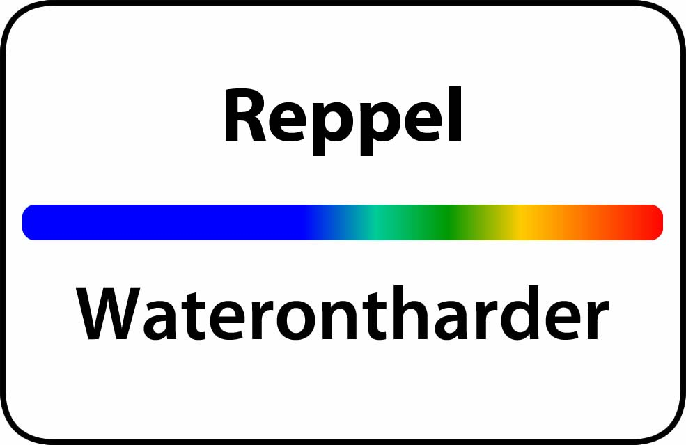 Waterontharder Reppel