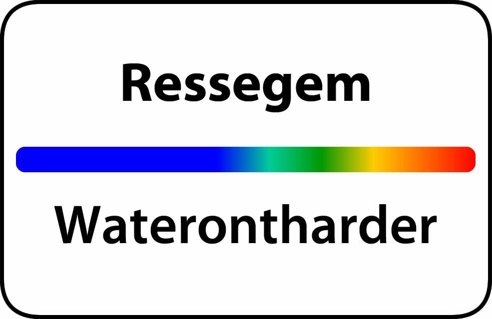 Waterontharder Ressegem